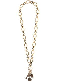Dolce & Gabbana chain pendant necklace