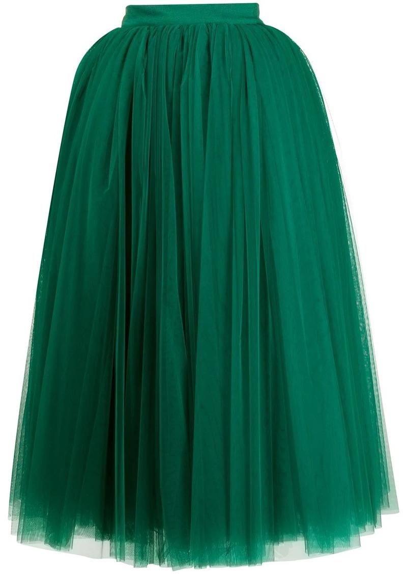 Dolce & Gabbana circle tulle skirt