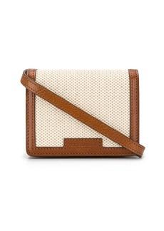 Dolce & Gabbana contrast trims small crossbody bag
