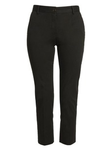 Dolce & Gabbana Cropped Ankle Pants