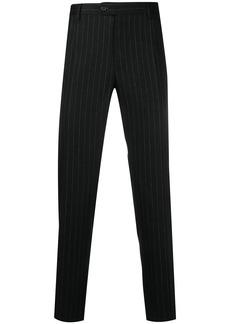Dolce & Gabbana cropped pinstripe trousers