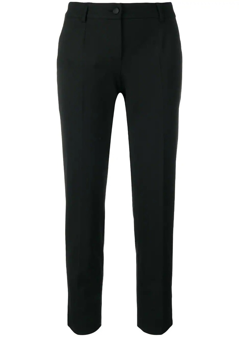 Dolce & Gabbana cropped skinny trousers