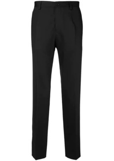 Dolce & Gabbana cropped tapered trousers