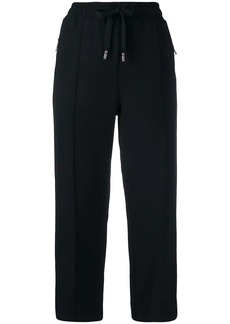 Dolce & Gabbana cropped track trousers