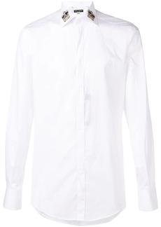 Dolce & Gabbana crown collar shirt