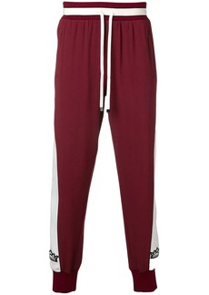 Dolce & Gabbana crown patch track trousers