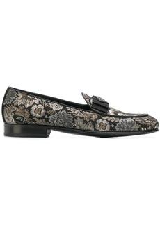 Dolce & Gabbana damask loafers