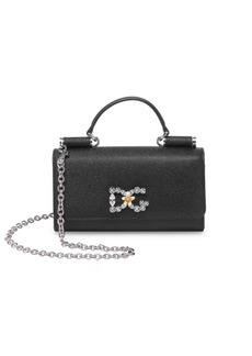 Dolce & Gabbana Dauphine French Flap Bag