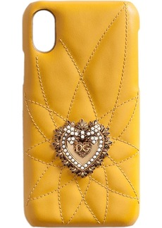 Dolce & Gabbana Devotion iPhone X case