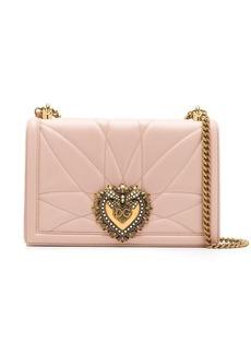 Dolce & Gabbana Devotion quilted shoulder bag