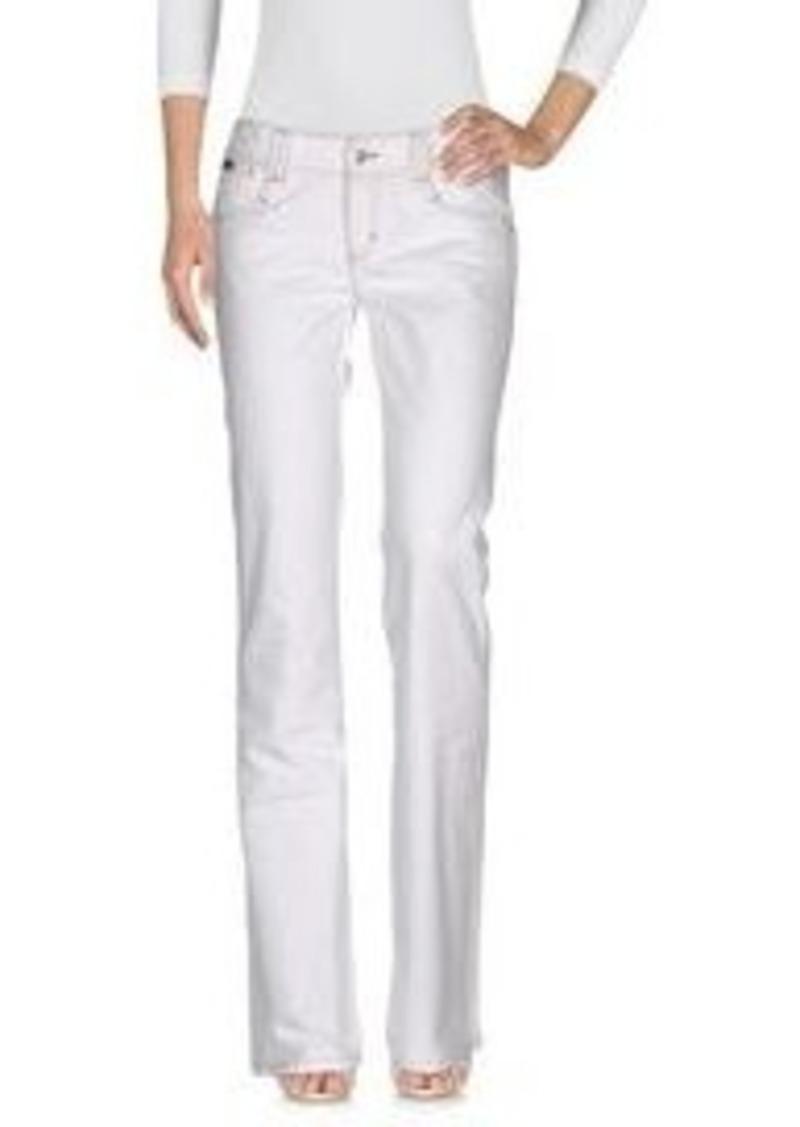 Dolce & Gabbana D&G - Denim pants