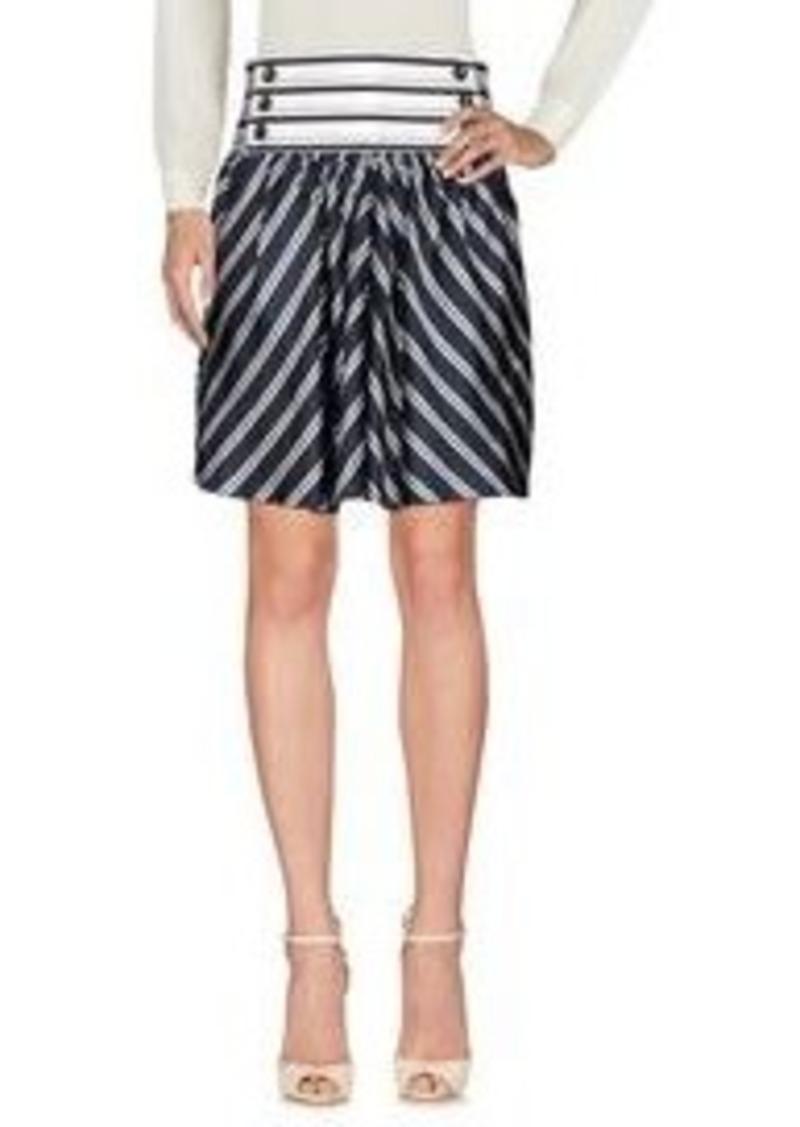 Dolce & Gabbana D&G - Knee length skirt