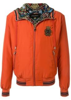 Dolce & Gabbana DG crown jacket