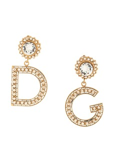Dolce & Gabbana DG earrings