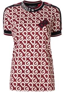 Dolce & Gabbana DG embroidered T-shirt