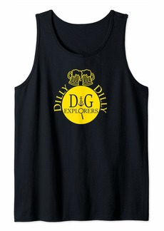 Dolce & Gabbana D&G Explorers Tank Top