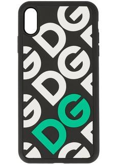 Dolce & Gabbana DG logo iPhone XS Max case