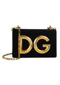 Dolce & Gabbana DG Logo Pouchette Bag