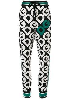 Dolce & Gabbana DG logo track pants