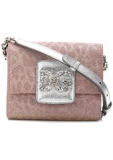 Dolce & Gabbana DG Millennials leopard crossbody bag