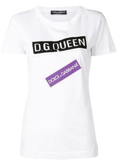 Dolce & Gabbana DG Queen T-shirt