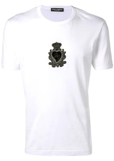 Dolce & Gabbana DG stamp T-shirt