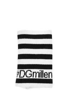 Dolce & Gabbana Dgmillenials Jacquard Wool Cuff