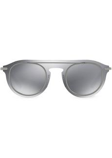 Dolce & Gabbana Display round-frame sunglasses