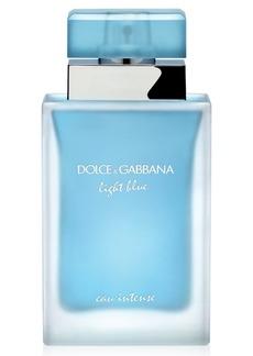 Dolce & Gabbana Dolce & Gabanna Light Blue Eau Intense Eau de Parfum Spray, 1.6 oz