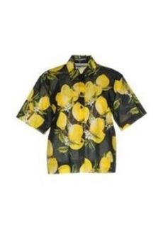 DOLCE & GABBANA - Floral shirts & blouses