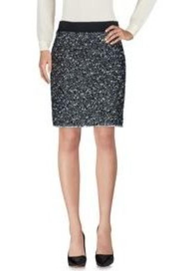 dolce gabbana dolce gabbana knee length skirt