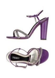 DOLCE & GABBANA - Sandals