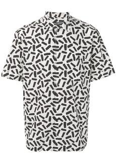 Dolce & Gabbana abstract print shirt - White