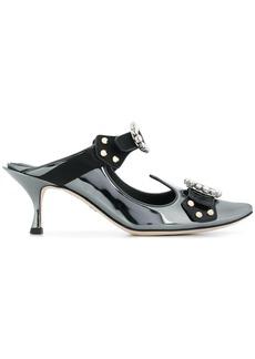 Dolce & Gabbana Aladino mules - Black