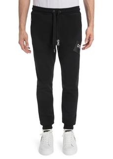 Dolce & Gabbana Athleisure Cotton Sweatpants