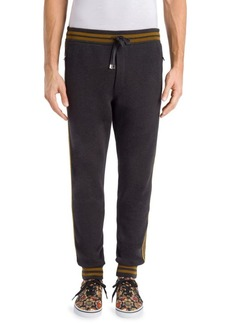 Dolce & Gabbana Athletic Cotton Pants