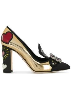 Dolce & Gabbana Bellucci pumps - Black