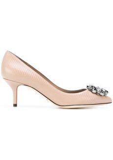 Dolce & Gabbana Bellucci pumps - Nude & Neutrals
