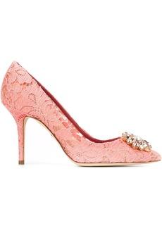Dolce & Gabbana 'Belluci' pumps - Pink & Purple