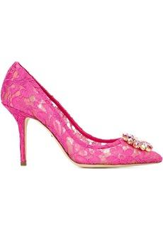 Dolce & Gabbana Bellucci pumps - Pink & Purple