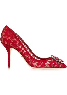 Dolce & Gabbana 'Belluci' pumps - Red