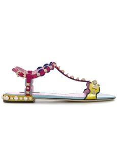 Dolce & Gabbana Bianca sandals