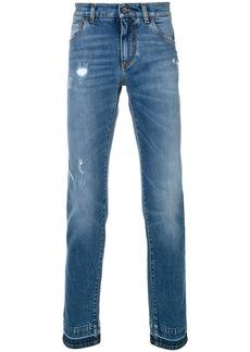 Dolce & Gabbana bootcut jeans - Blue