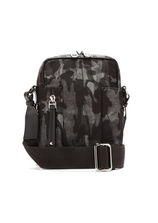 Dolce & Gabbana Camouflage-print cross-body bag