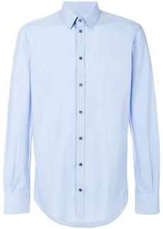 Dolce & Gabbana classic fit shirt - Blue