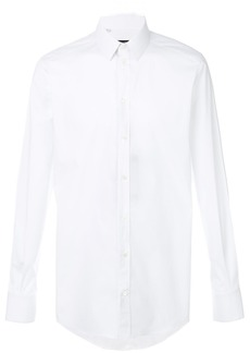 Dolce & Gabbana classic fitted shirt - White