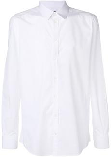 Dolce & Gabbana classic plain shirt - White