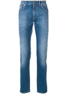 Dolce & Gabbana classic slim fit jeans - Blue