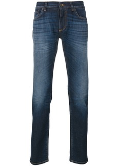 Dolce & Gabbana classic straight jeans - Blue