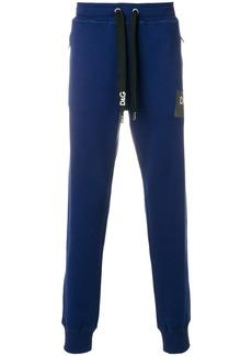 Dolce & Gabbana classic sweatpants - Blue